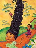 Dalia's Wondrous Hair - Children's Book written and illustrated by Laura Lacamara